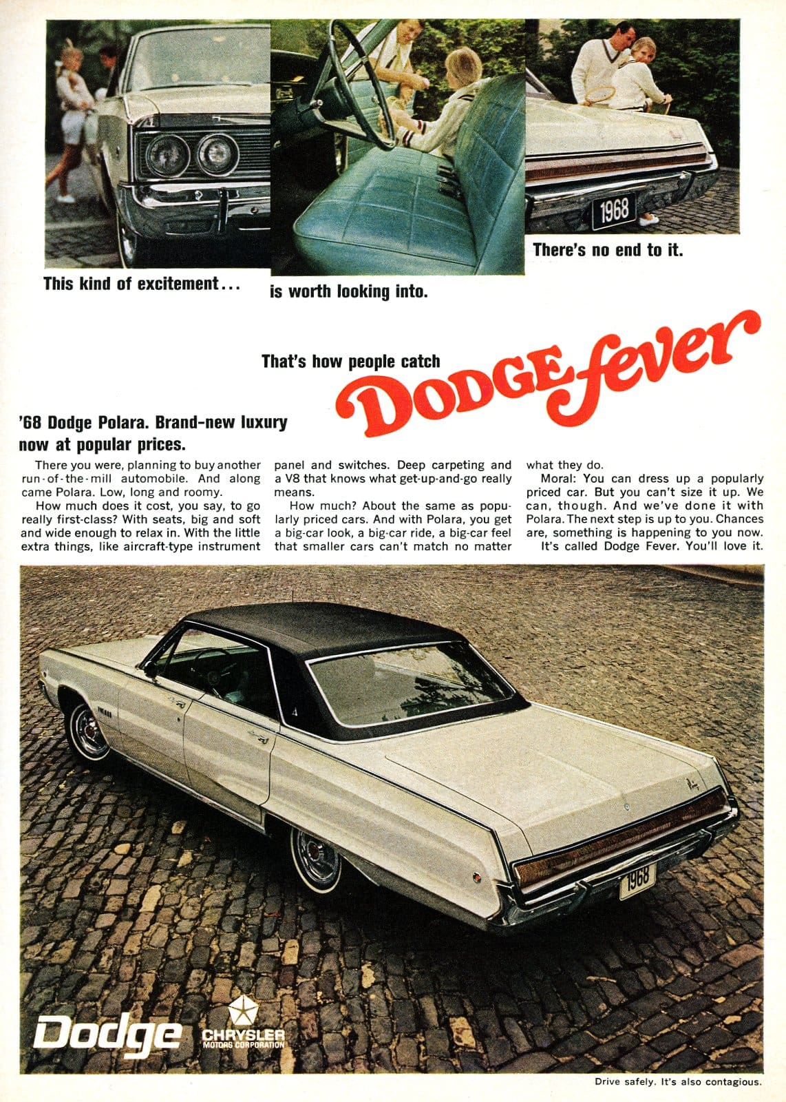 The 68 Dodge Polara