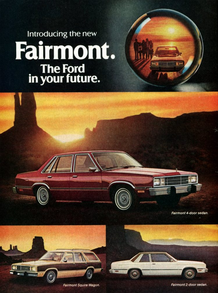 The '78 Ford Fairmont (2)