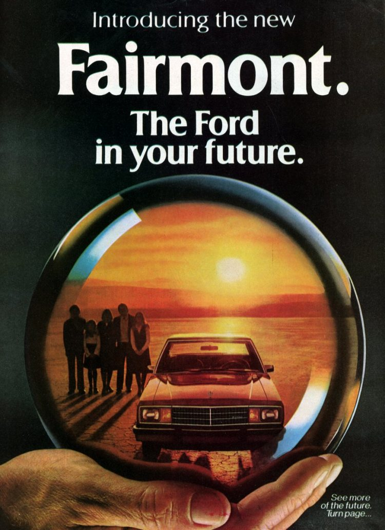 The '78 Ford Fairmont (3)