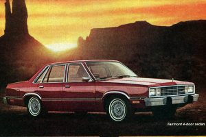 The '78 Ford Fairmont... a new car for the future (1977)