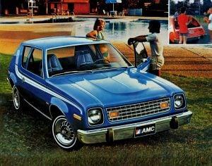The AMC Gremlin (1977)