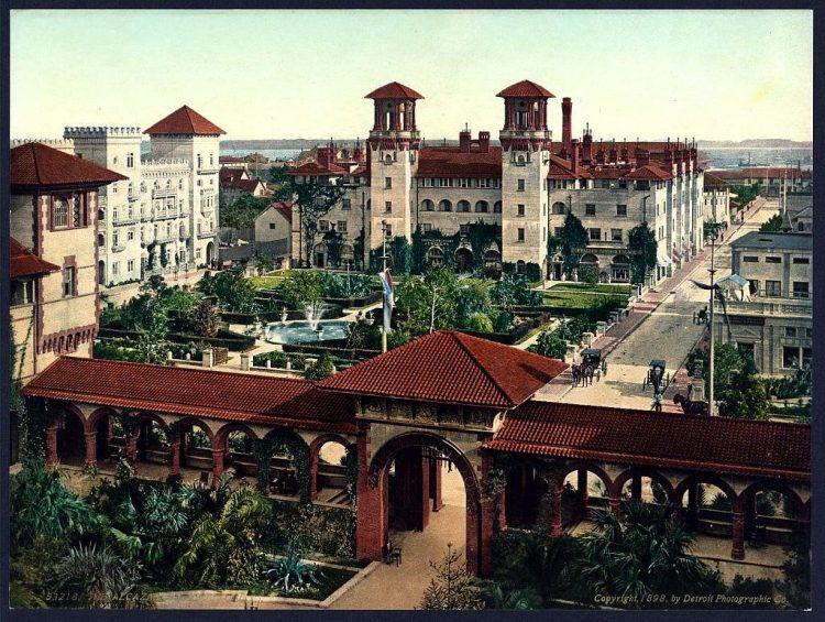 The Alcazar, St. Augustine Florida