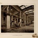 The Astoria Hotel's main entrance - 1903