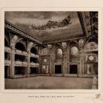 The Astoria's grand ballroom