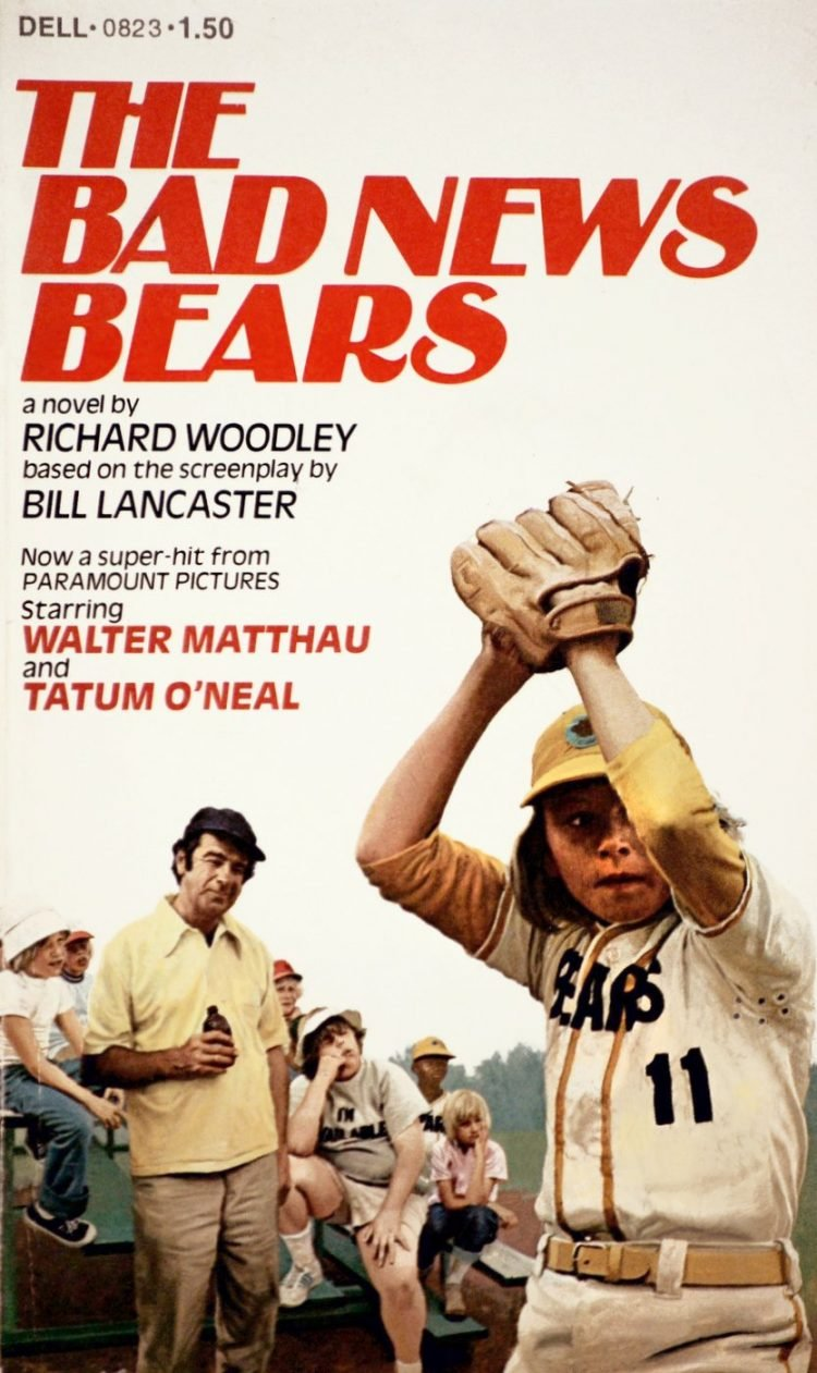 The Bad News Bears book