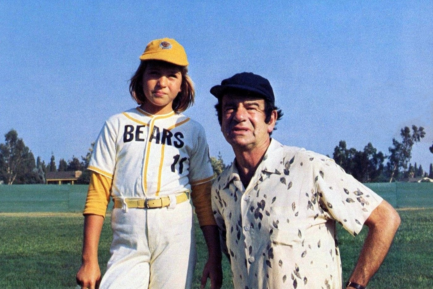 The Bad News Bears, the original '70s movie starring Tatum O'Neal & Walter Matthau