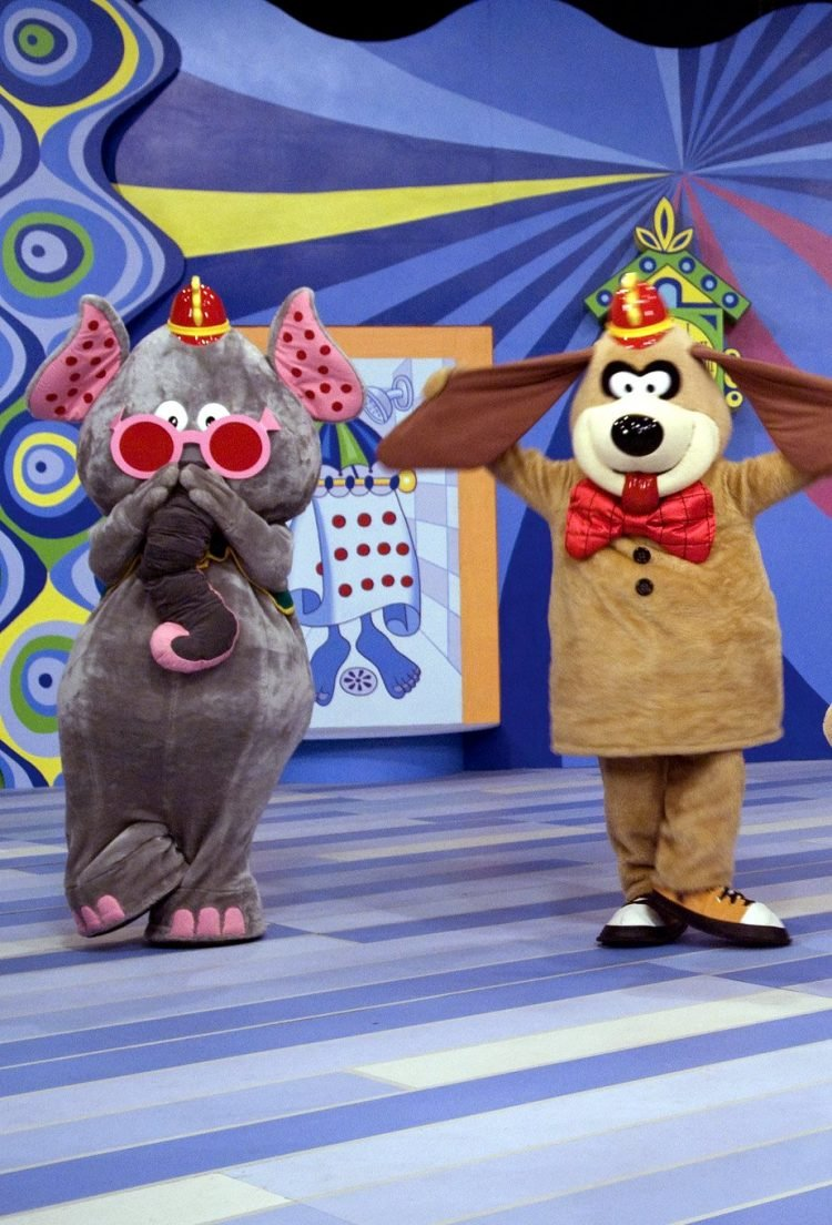The Banana Splits Adventure Hour TV show