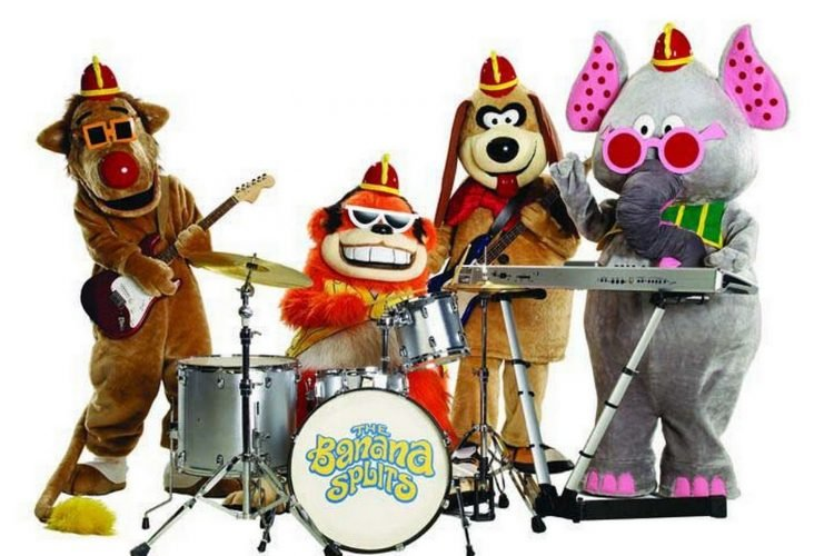 The Banana Splits characters