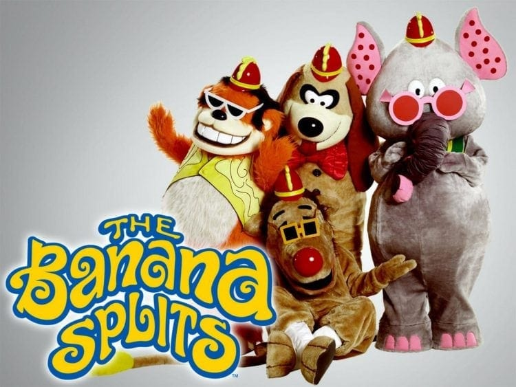 The Banana Splits intro, theme song, lyrics & more about