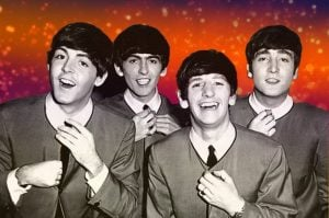 The Beatles in the sixties