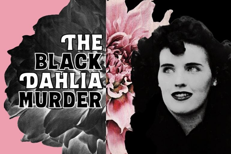 The Black Dahlia murder 1947