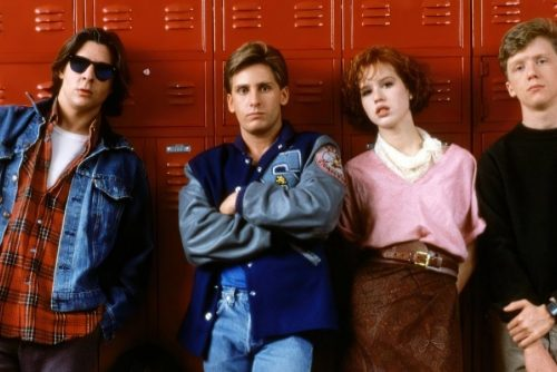 The Breakfast Club movie cast