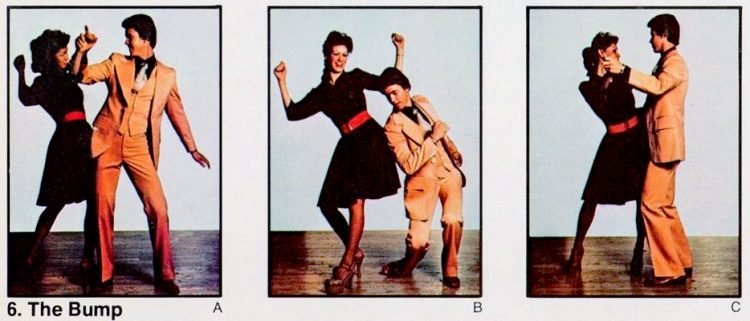 The Bump - Retro dance from the seventies