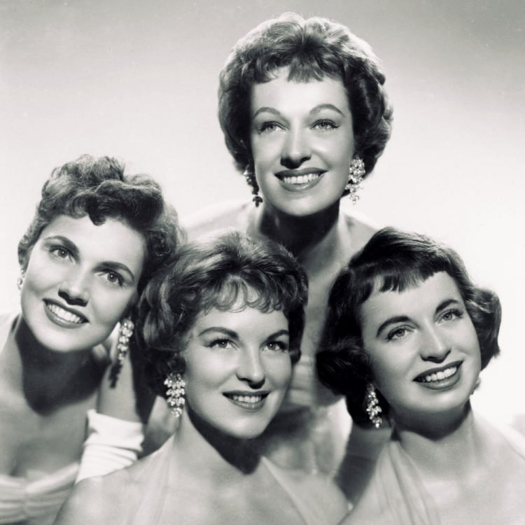 The Chordettes - singing group