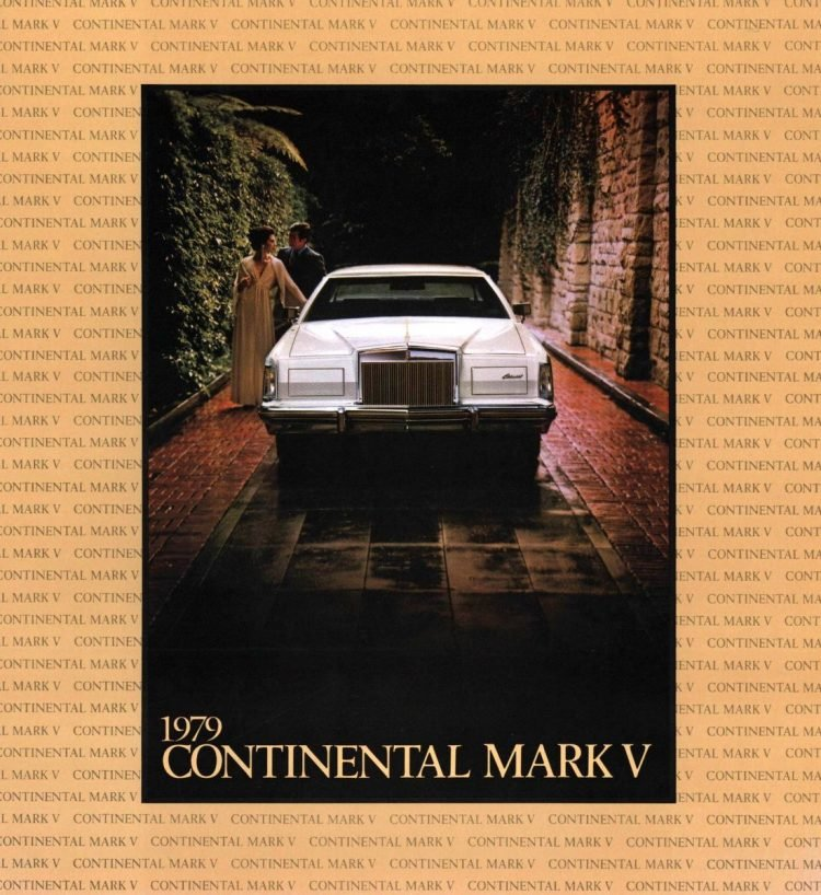 The Collector's Series - Lincoln Continental and Mark V 1979 (2)