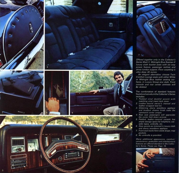 The Collector's Series - Lincoln Continental and Mark V 1979 (4)