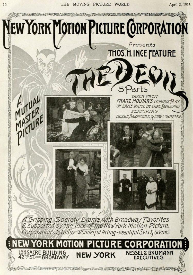 The Devil (1915)