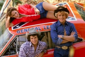 The Dukes of Hazzard TV series