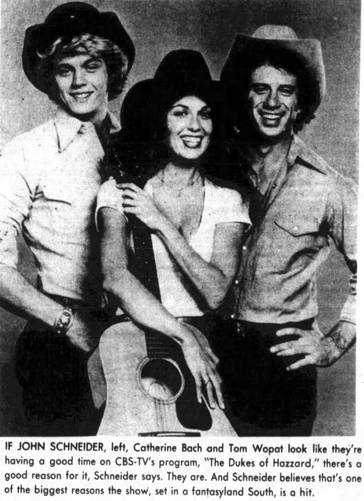 The Dukes of Hazzard leads (1980)