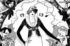 The Easter Girl of 1913 at last emerges