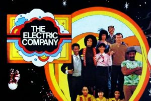 The Electric Company original cast album cover