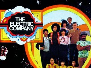 The Electric Company original cast album cover