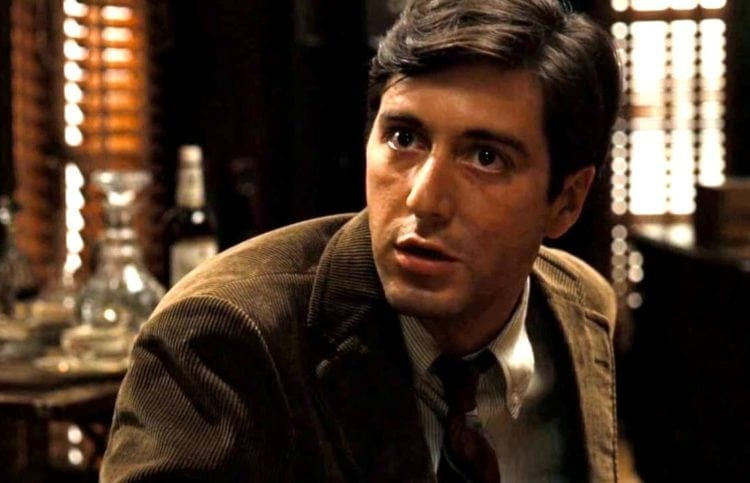 The Godfather - Al Pacino - 1972