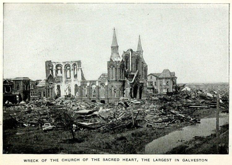 The Galveston Hurricane of 1900