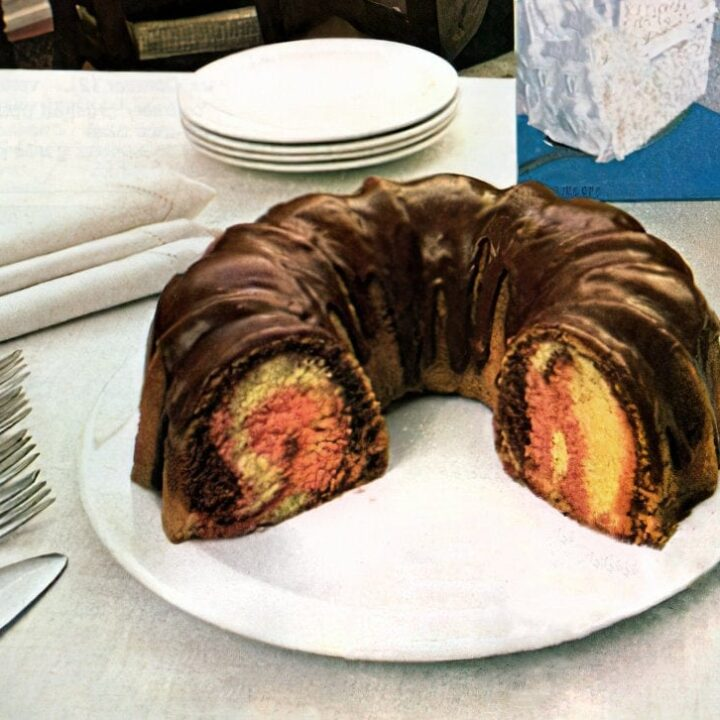 The Great Neapolitan Bundt Cake vintage 70s recipe (2)
