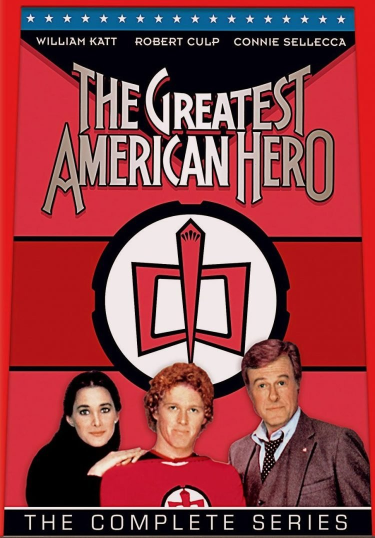 The Greatest American Hero DVD series