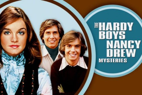 The Hardy Boys Nancy Drew Mysteries TV show