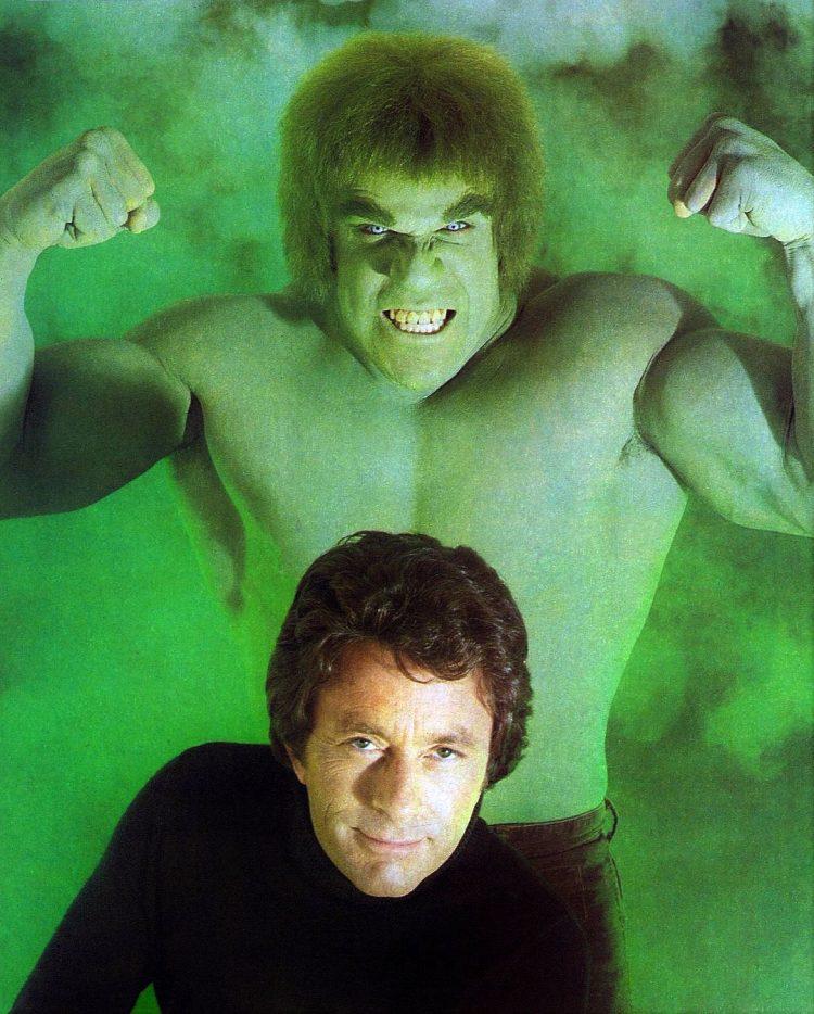 The Incredible Hulk vintage TV series