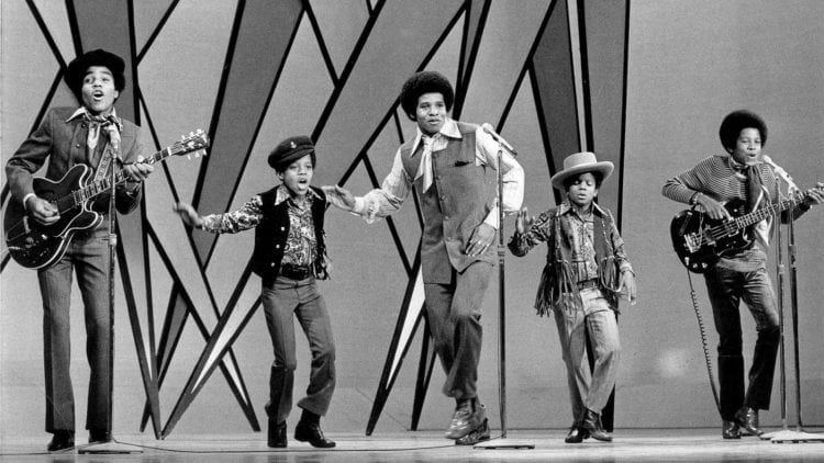 The Jackson 5 on The Ed Sullivan Show 1970
