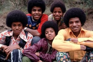 The Jackson Five - including Michael Jackson