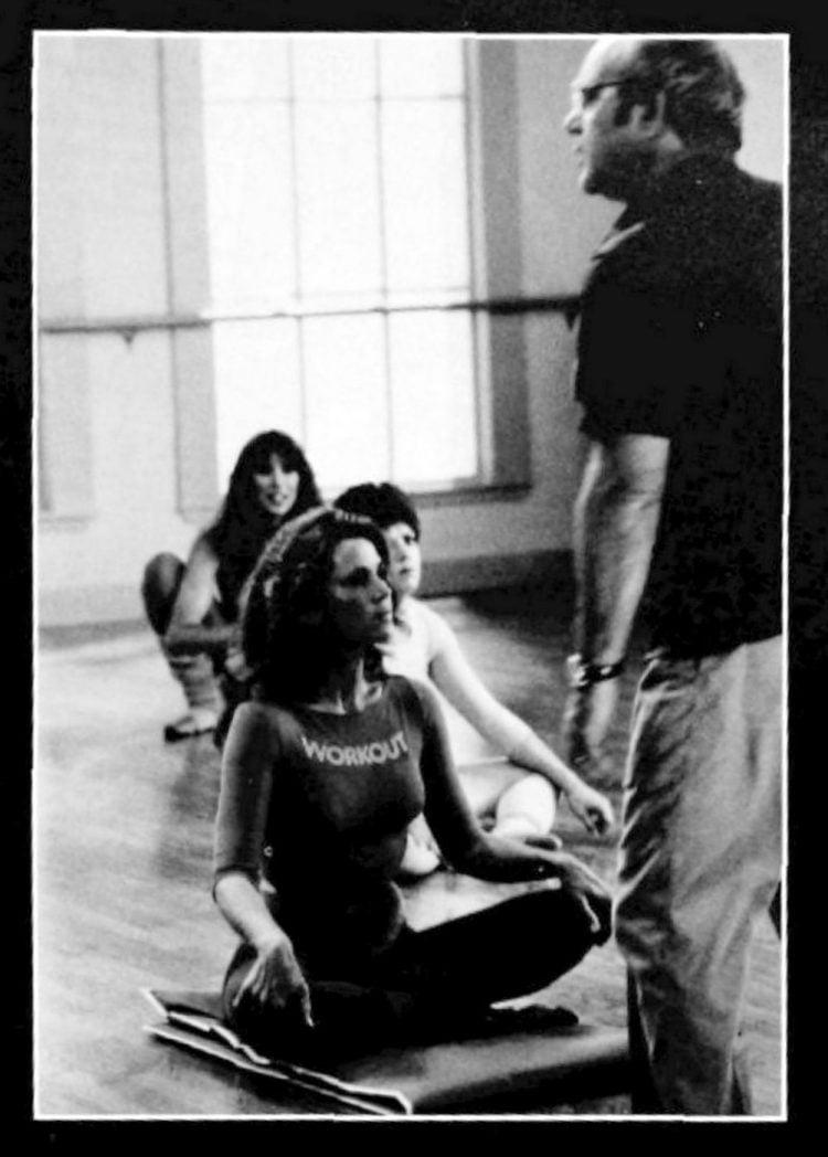 Jane Fonda's workout video - 1985