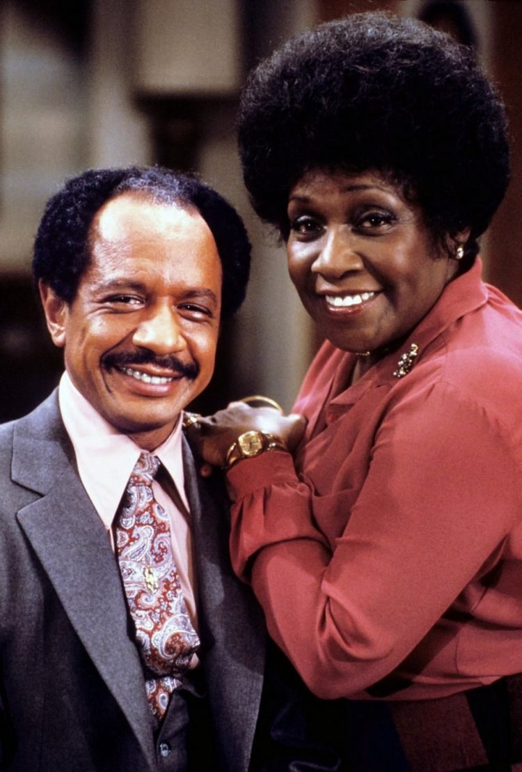 The Jeffersons - Retro 70s Tv show