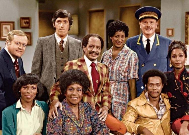 The Jeffersons TV show cast
