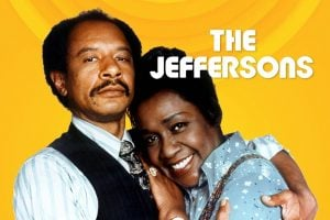 The Jeffersons TV show from the 70s