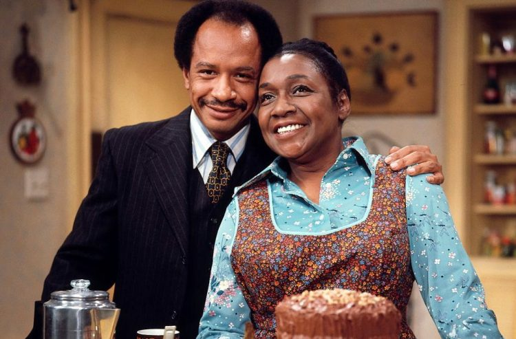 The Jeffersons - vintage TV show