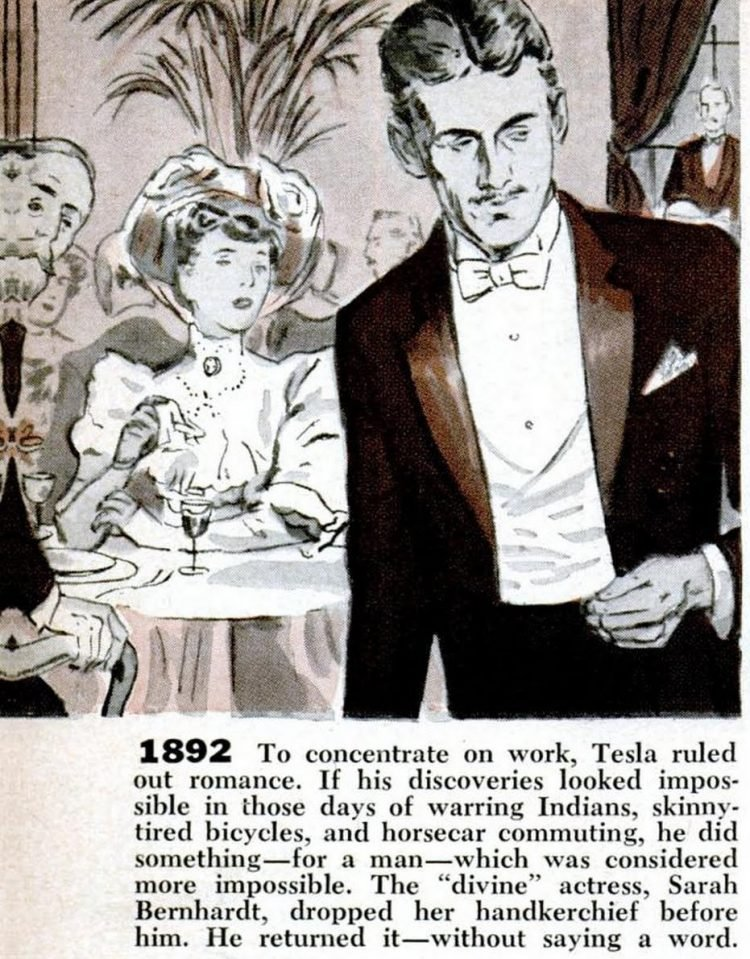The Life of Nikola Tesla - 1956 (2)
