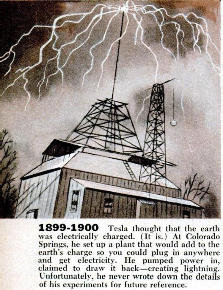 The Life of Nikola Tesla - 1956 (5)