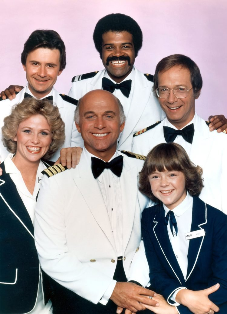 The Love Boat TV cast