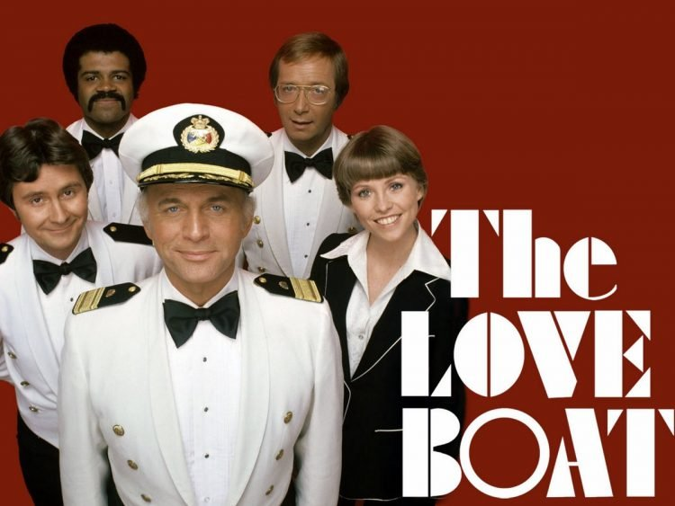The Love Boat TV show (1)