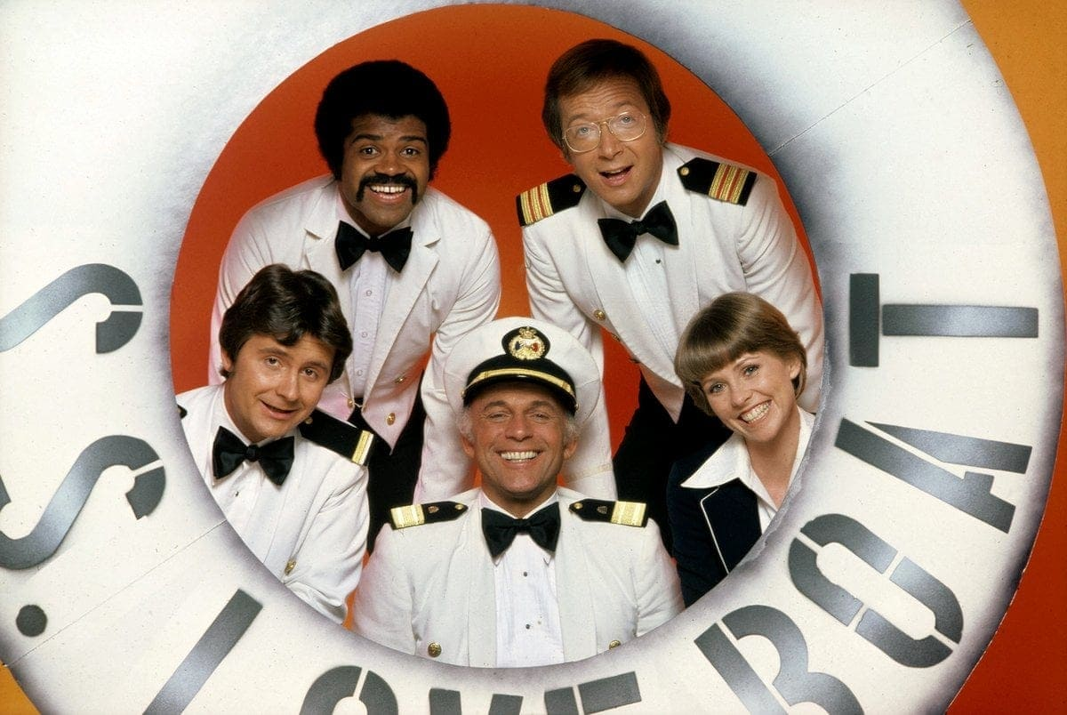 The Love Boat TV show (2)