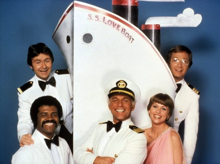 The Love Boat TV show (3)
