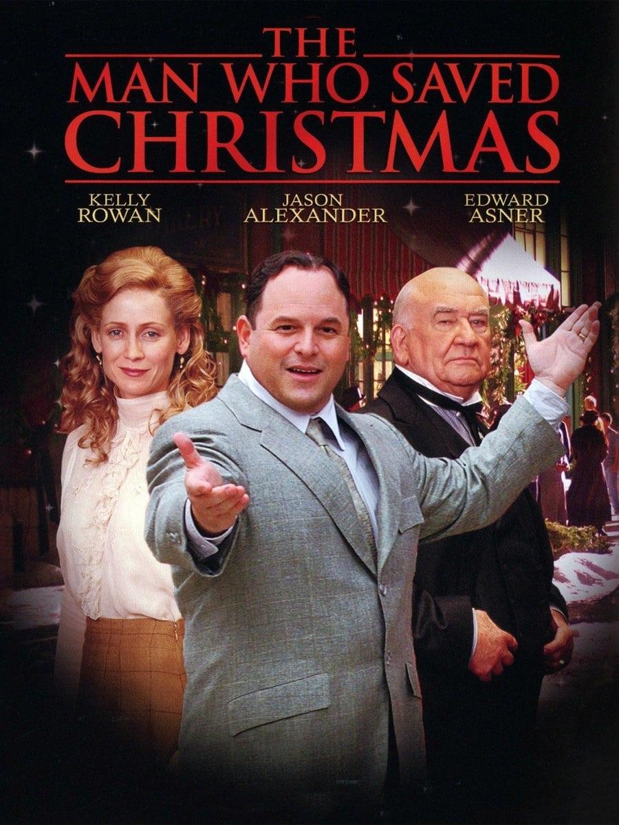 The Man Who Saved Christmas DVD
