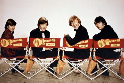 The Monkees About the crazy fun 60s band, plus TV show opening credits