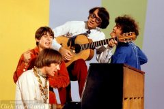 The Monkees - Davy Jones, Peter Tork, Mike Nesmith, Micky Dolenz