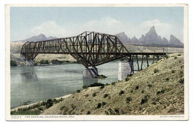The Needles, Colorado River, Arizona