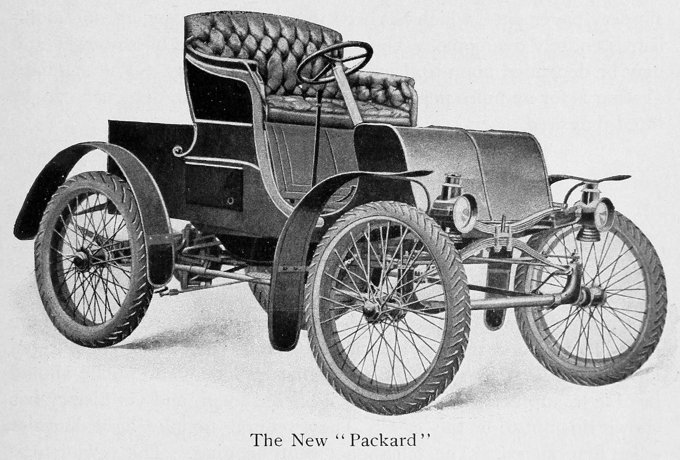 The New Packard (1901)